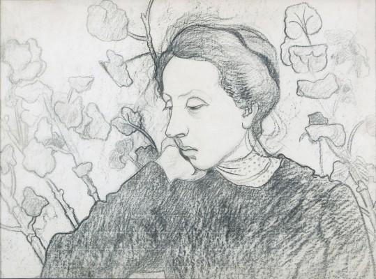 Portret Elizy Mogilnickiej