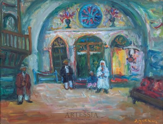Synagoga w Safed