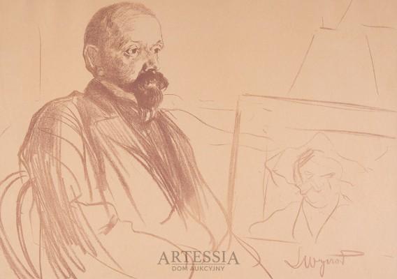Portret Jacka Malczewskiego