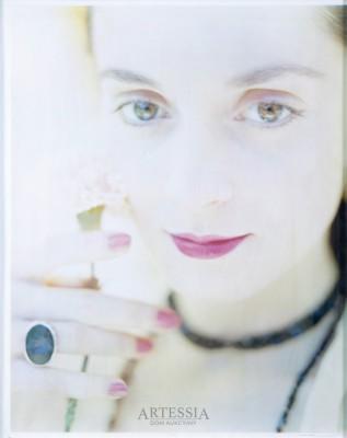 Portret Amy Greene